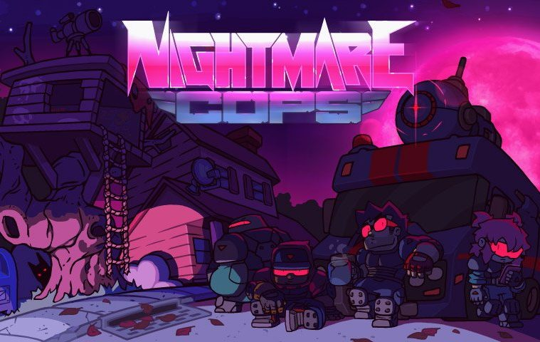 teaser trailer de Nightmare Cops