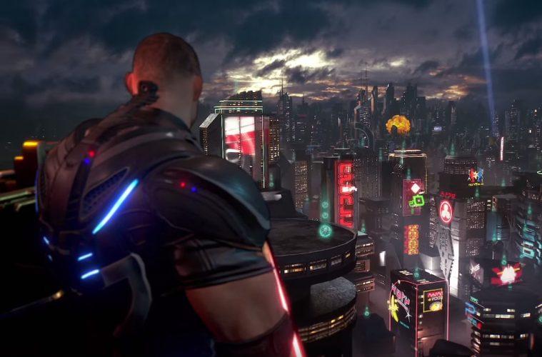 tráiler de Crackdown 3 del E3 2018
