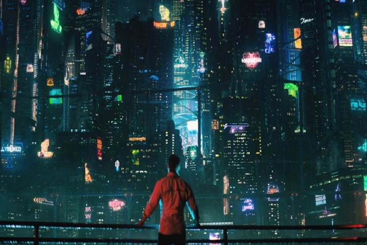 segunda temporada de Altered Carbon
