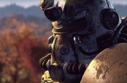 tema principal de Fallout 76