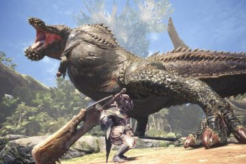 cross-play en Monster Hunter World PC
