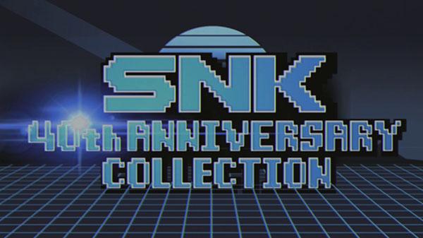 fecha de lanzamiento de SNK 40th Anniversary Collection en Switch