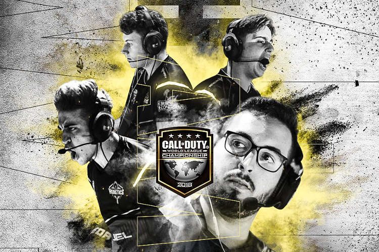Heretics llega al Call of Duty World League Championship