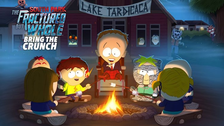 última expansión de South Park Retaguardia En Peligro
