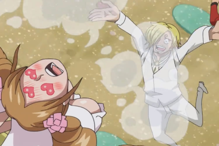 one piece 847 pudding y sanji