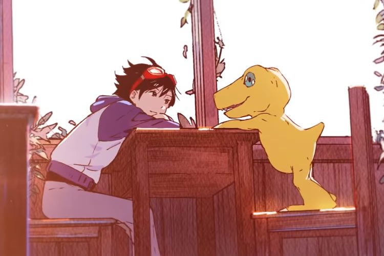 primer trailer de digimon survive