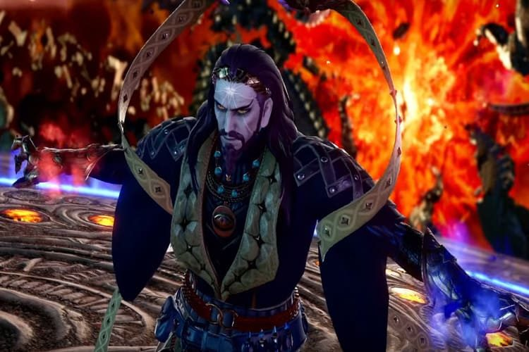 Azwel es jugable en Soul Calibur VI