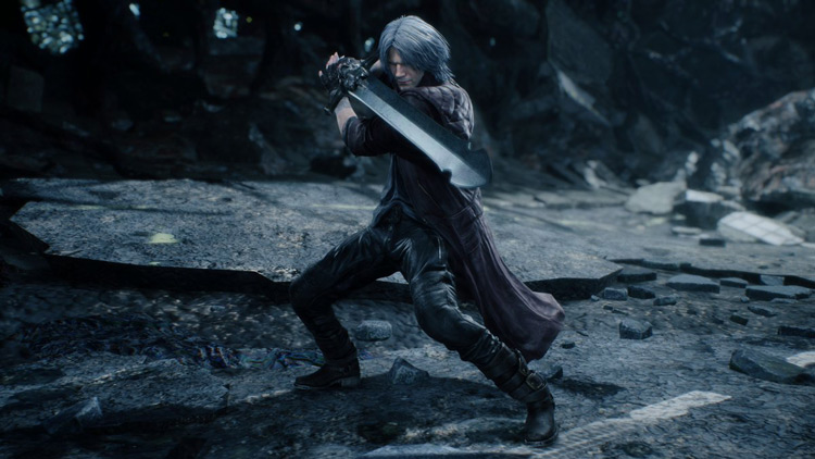 Dante Sparda en Devil May Cry 5 será un personaje jugable