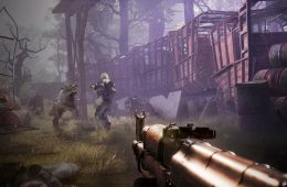 Fear Of The Wolves en Steam Early Access