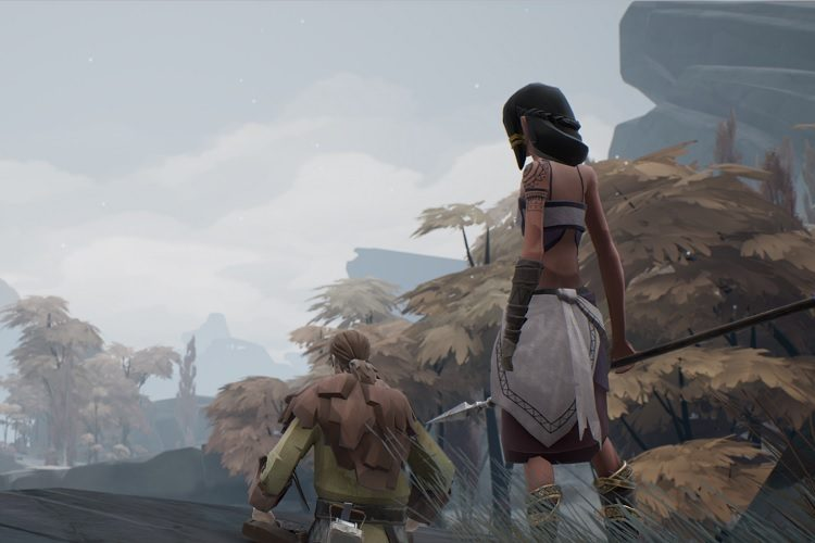 Gameplay de Ashen de la Gamescom 2018