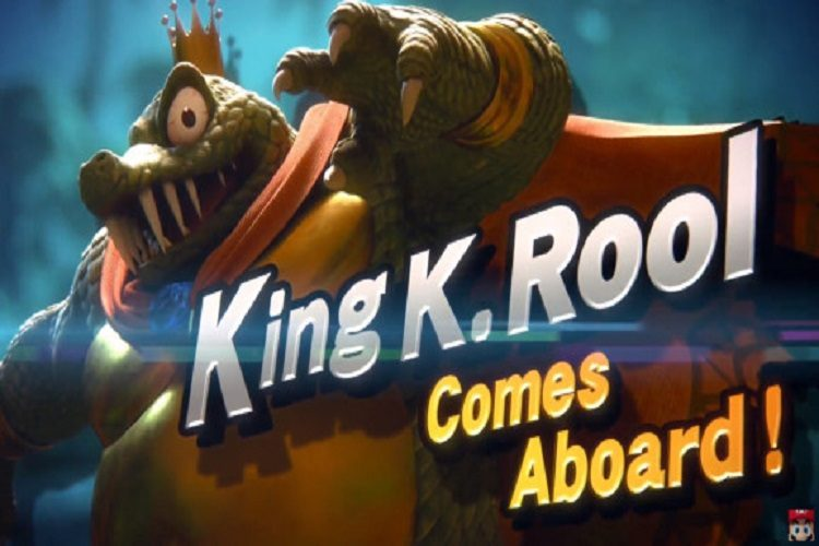 King K. Rool en Super Smash Bros. Ultimate