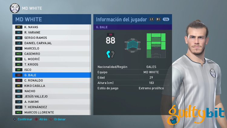 Media-de-los-jugadores-del-Real-Madrid-en-PES-2019-Bale