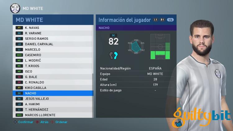 Media-de-los-jugadores-del-Real-Madrid-en-PES-2019-Nacho