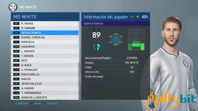 Media-de-los-jugadores-del-Real-Madrid-en-PES-2019-Ramos