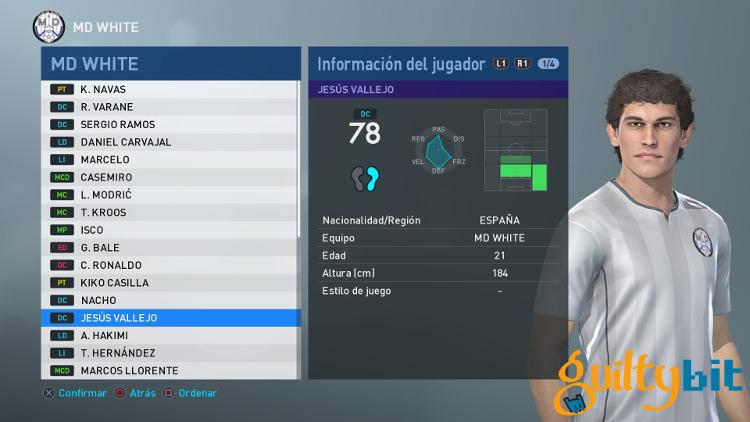 Media-de-los-jugadores-del-Real-Madrid-en-PES-2019-Vallejo