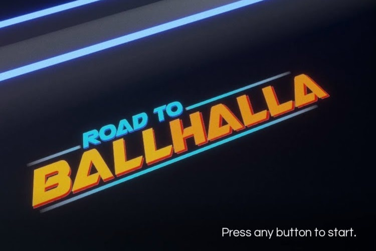 Road to ballhalla para Switch