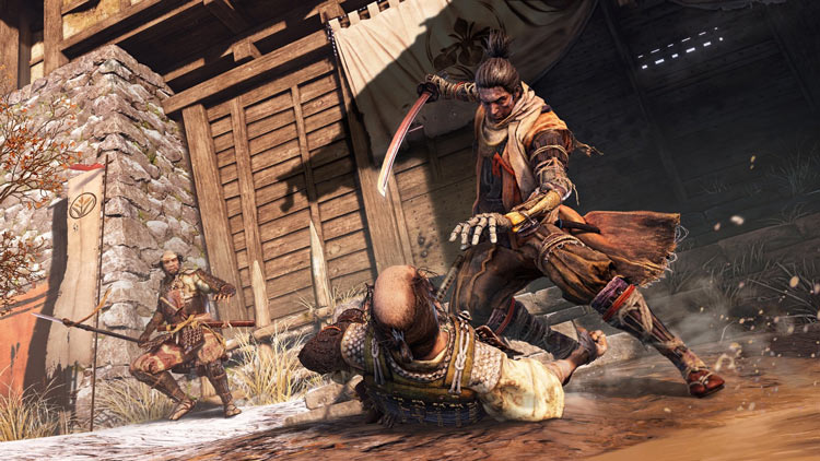 Sekiro: Shadows Die Twice en la Gamescom 2018