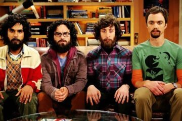 última temporada de The Big Bang Theory