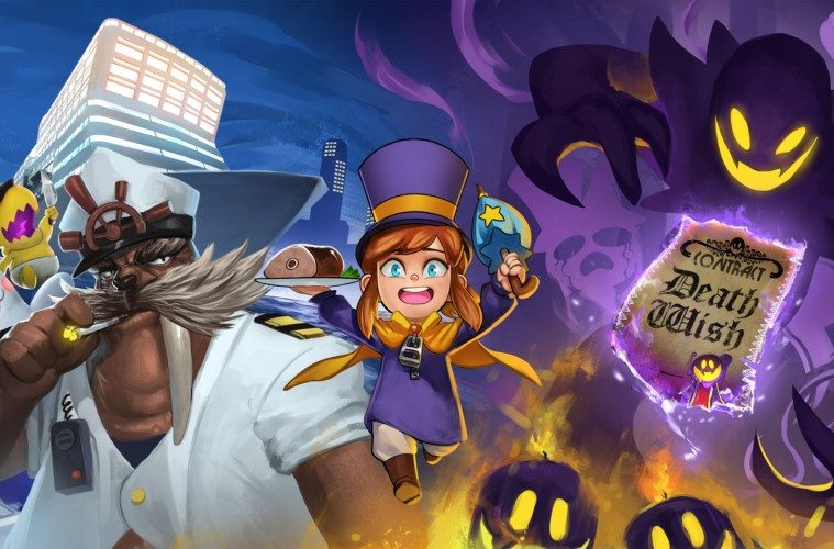 a hat in time en nintendo switch