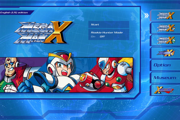 analisis de mega man x legacy collection 1+2 pack 1