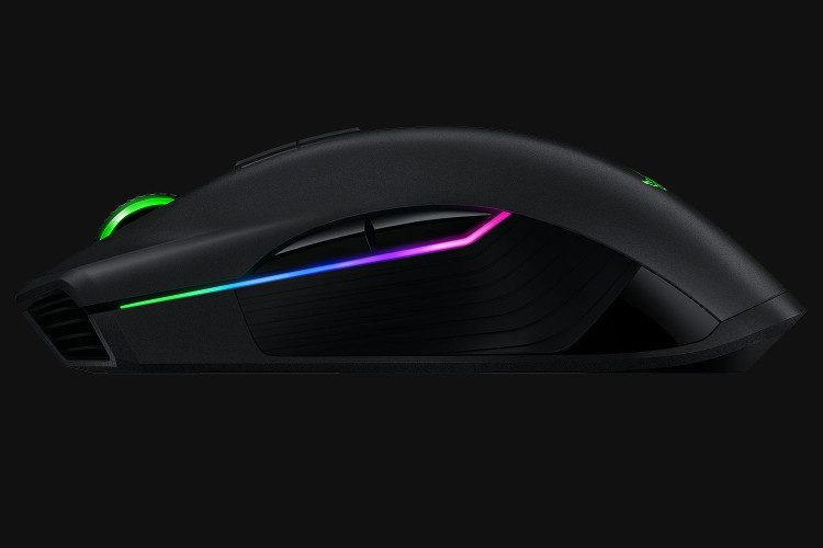 analisis del raton gaming Razer Lancehead Wireless - 1