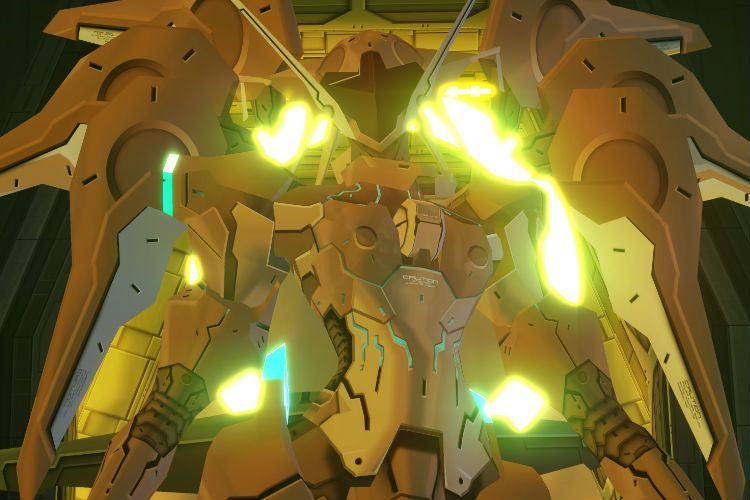 anuncios japoneses de zone of the enders the 2nd runner mars