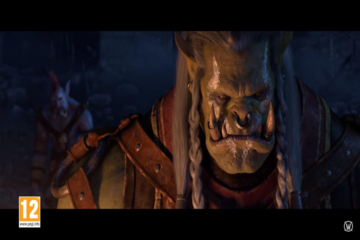 cinemática de Varok Colmillosauro de World of Warcraft