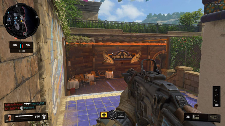 Beta privada de Call of Duty: Black Ops IIII