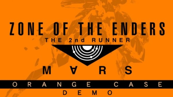 demo de zone of the enders the 2nd runner - mars