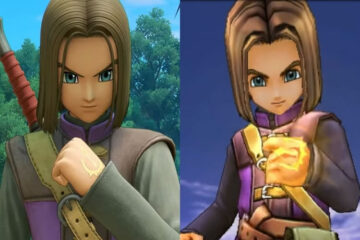 desarrollo de dragon quest xi para nintendo switch