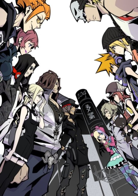 detalles del A New Day de The World Ends With You Final Remix 2