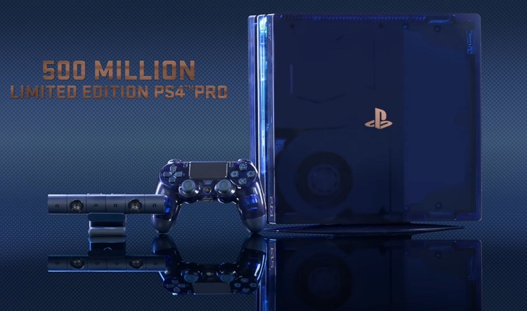 ediciones limitadas de Playstation 4