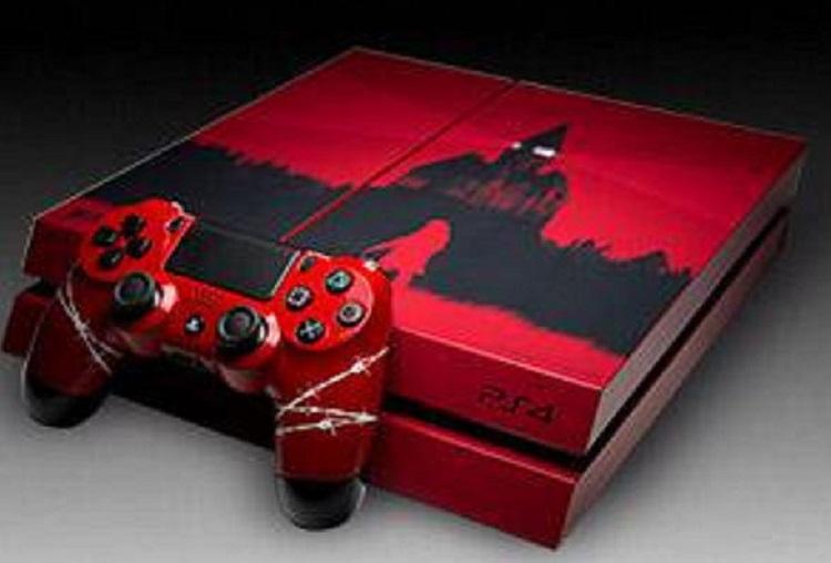 ediciones limitadas de Playstation 4