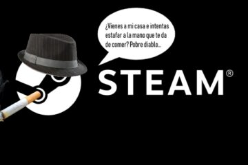 estafas en Steam