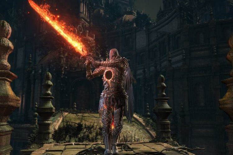 fecha de lanzamiento de Dark Souls Remastered para Switch