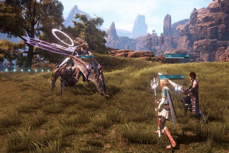fecha del early access de Edge of Eternity