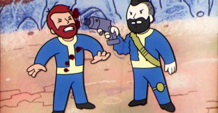 funcionamiento del PVP de Fallout 76
