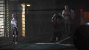 imagenes de claire redfield en resident evil 2 claire y sherry 3