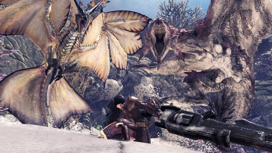 record de ventas de monster hunter world en pc 2