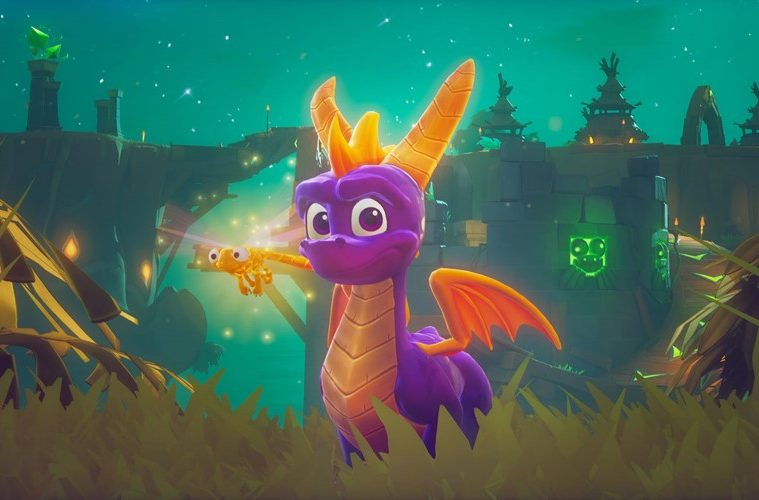 retraso de spyro reignited trilogy