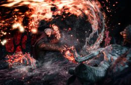 Alucina con el primer gameplay de Dante en Devil May Cry 5