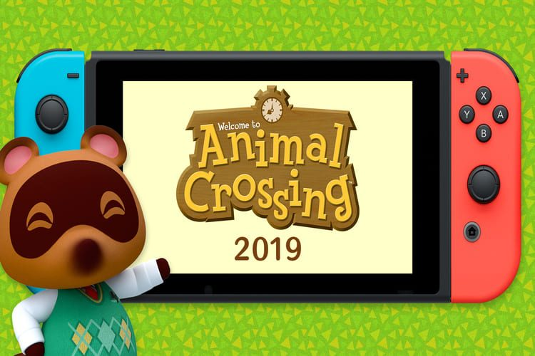 Animal Crossing para Nintendo Switch en 2019