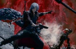 Demo de dante en Devil May Cry 5
