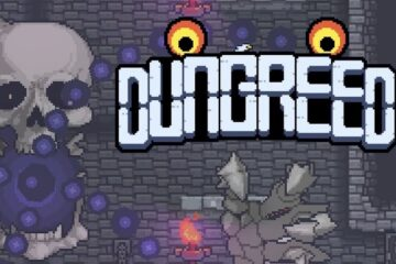 Dungreed en Nintendo Switch