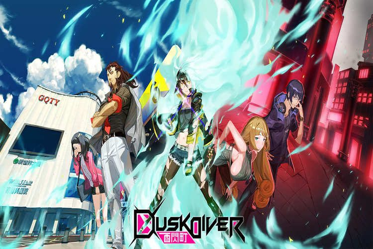 Dusk Diver para Nintendo Switch y PC en 2019