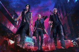El tráiler de Dante en Devil May Cry 5 nos muestra sus armas, combos y alguna sorpresa