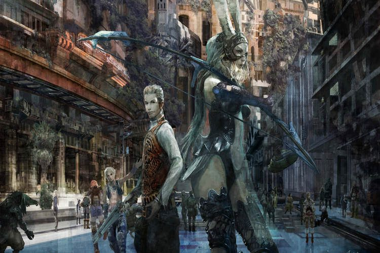 Final Fantasy XII: The Zodiac Age para Nintendo Switch
