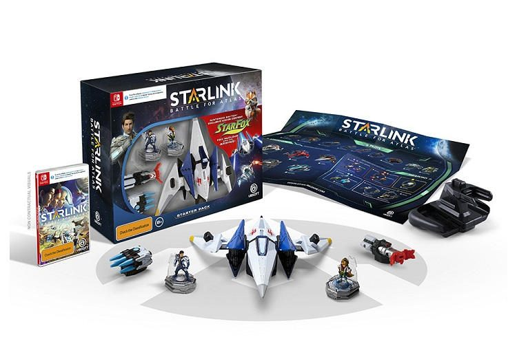 Gameplay de Starlink: Battle for Atlas