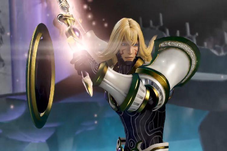 Kam'lanaut se suma a Dissidia Final Fantasy NT