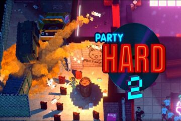 tráiler de Party Hard 2 de PAX West 2018